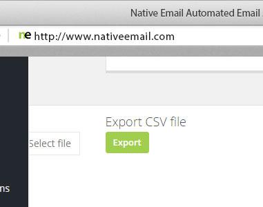 Data Import/Export
