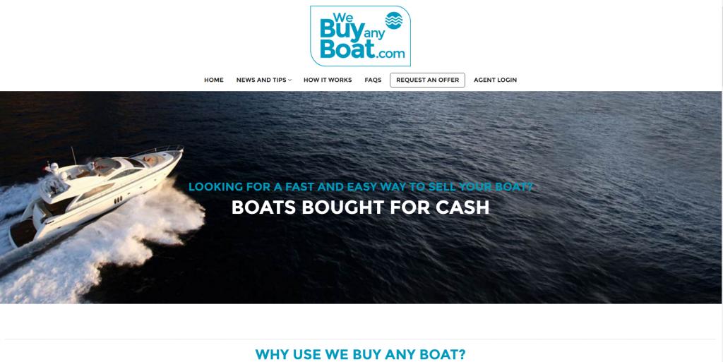 WeBuyAnyBoat.com